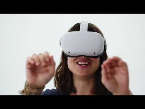Meet Oculus Quest 2 [Accidentally Published / Leaked]