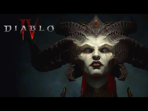 Diablo IV - Official Gameplay Reveal Trailer | BlizzCon 2019