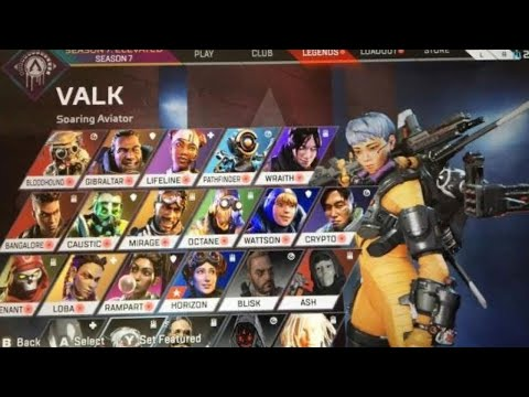 Apex Legends Who Will Be The New Legend In Season 9 Keengamer