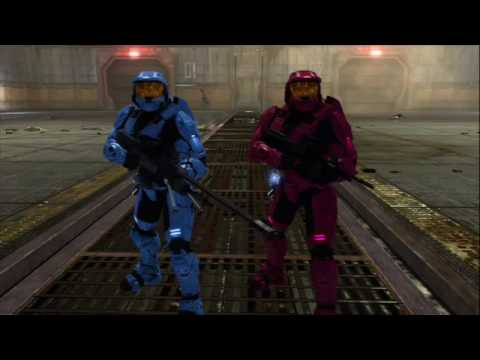Red vs. Blue Grifball PSA: Rules of the Game | Rooster Teeth