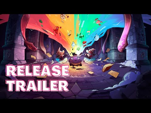Magic Twins | Release Game Trailer - Flying Beast Labs [March 18th]