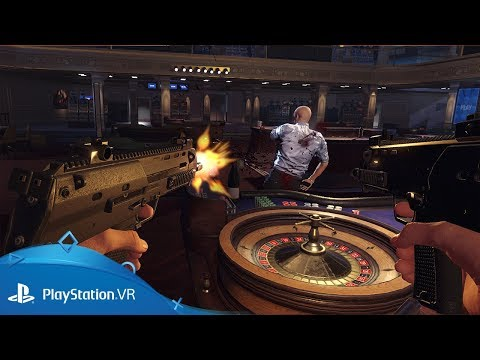 Blood & Truth | PGW 2017 Reveal Trailer | PlayStation VR