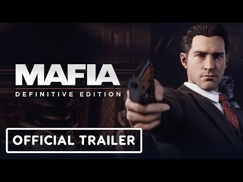 Mafia: Definitive Edition - Official Story Trailer | Summer of Gaming 2020