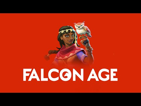 Falcon Age on Nintendo Switch and Steam on October 8th