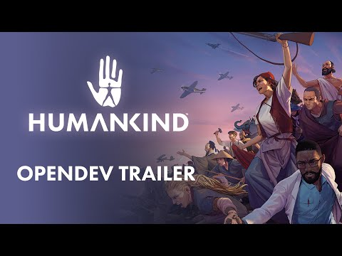 HUMANKIND™ OpenDev Announcement Trailer