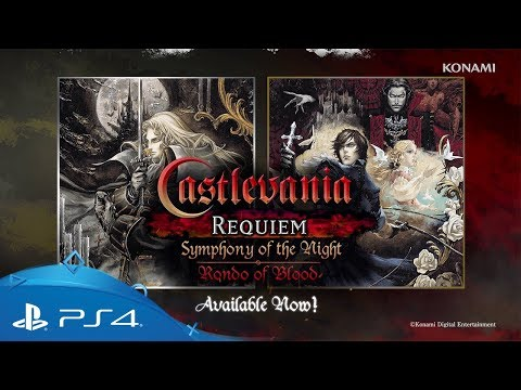 Castlevania | Launch trailer | PS4