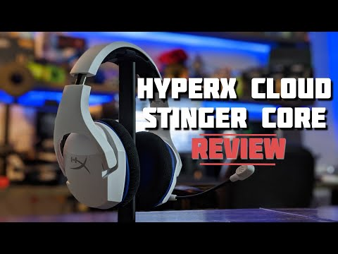 HyperX Cloud Stinger Core Review: Light and Comfortable