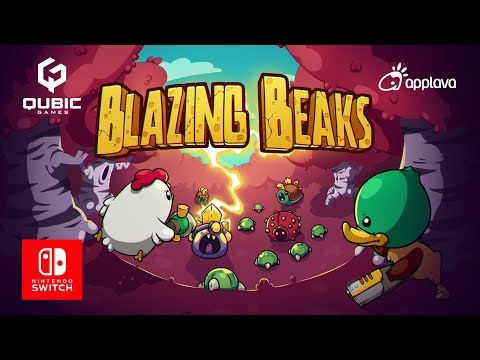 Blazing Beaks | Gameplay trailer | Nintendo Switch