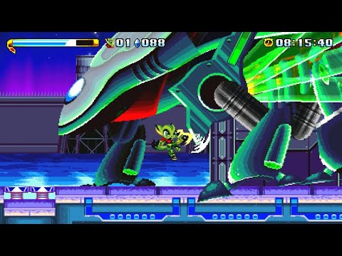 Freedom Planet - Nintendo Switch Release Trailer