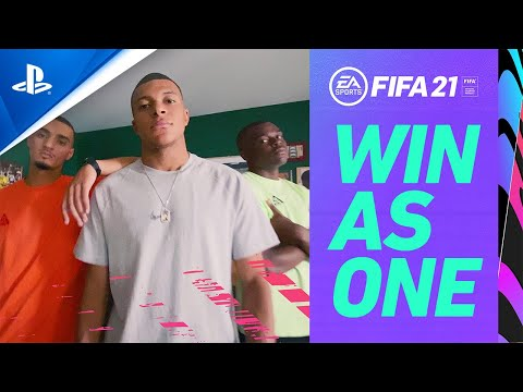 "FIFA 21 - ""Win As One"" Official Launch Trailer 