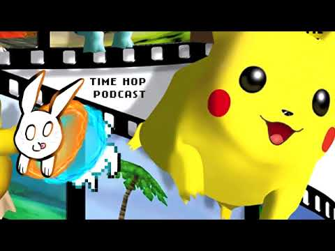 Pokemon Snap - The Time Hop Podcast Ep.18