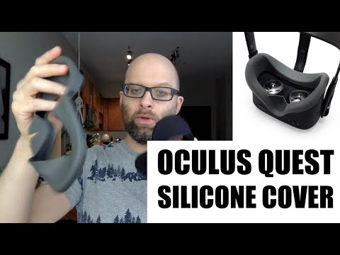 Quickie Review - Silicone Cover for Oculus Quest