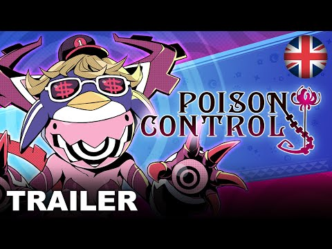 Poison Control - Gameplay Trailer (Nintendo Switch, PS4) (EU - English)