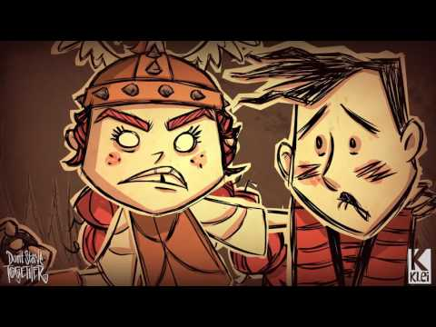 Don't Starve Together Steam Gameplay Trailer