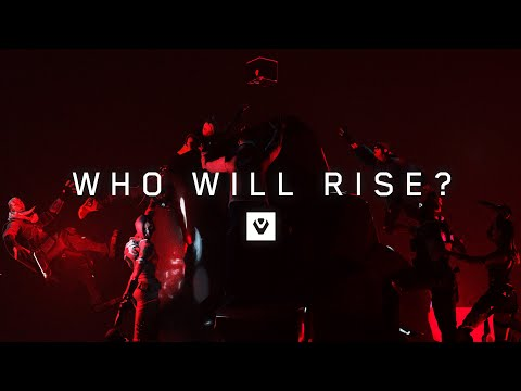 Who Will Rise? | Valorant Masters Hype Video