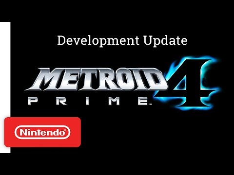 Development Update on Metroid Prime 4 for Nintendo Switch