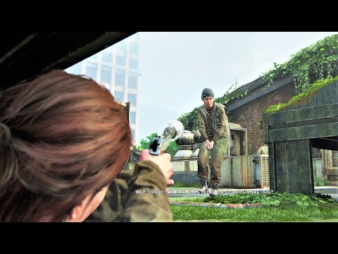 THE LAST OF US 2 - Brutal & Epic Combat Gameplay Compilation Vol.1