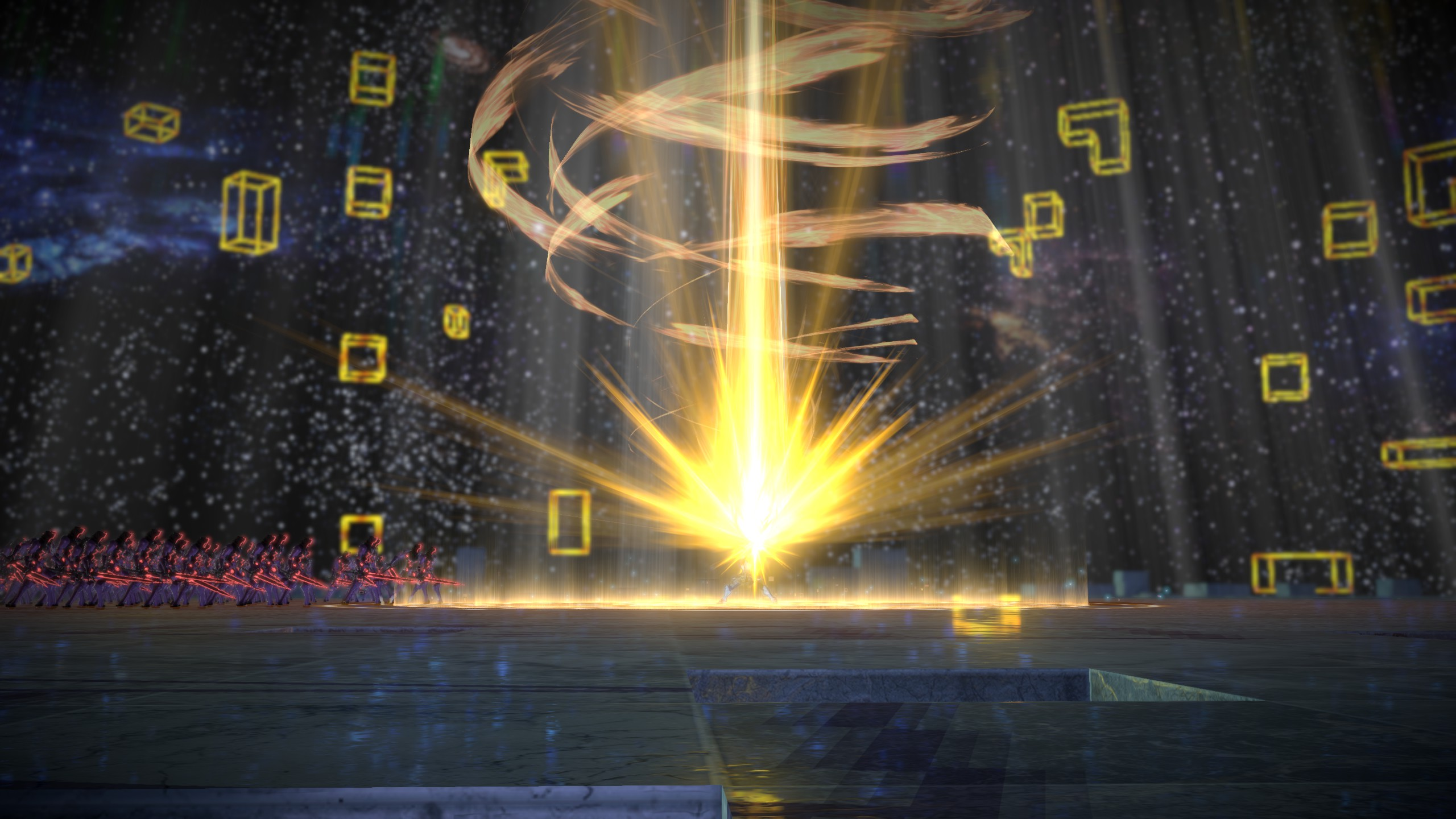 Fate/Extella Link Review - Clear the screen